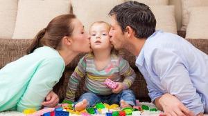 cariño a los hijos